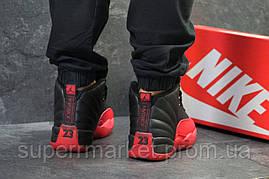 Кроссовки Jordan Jumpman черные с красным, код5940, фото 2