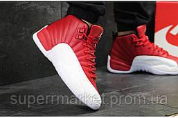 Кроссовки Jordan Jumpman красные с белым, код5945, фото 3