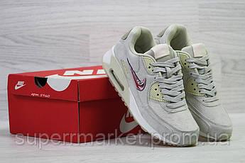Кроссовки Nike Air Max серые +. Код 5960, фото 3