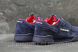 Кроссовки Reebok синие, код5964, фото 2