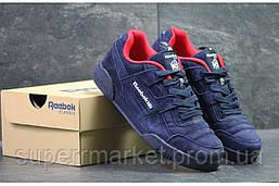 Кроссовки Reebok синие, код5964, фото 3
