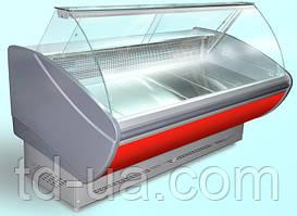 Холодильная витрина ПВХС-2,0 «КАРОЛИНА» Технохолод
