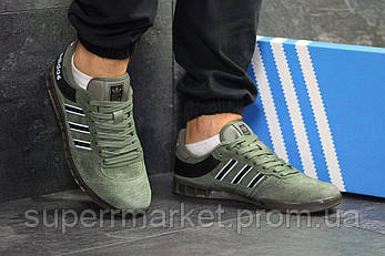 Кроссовки Adidas зеленные. Код 5886, фото 2