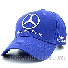 Кепка A73 Mercedes-Benz Бейсболка Синяя