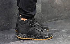 Кроссовки Nike Air Force LF-1 черные, код4529, фото 2
