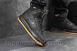 Кроссовки Nike Air Force LF-1 черные, код4529, фото 3