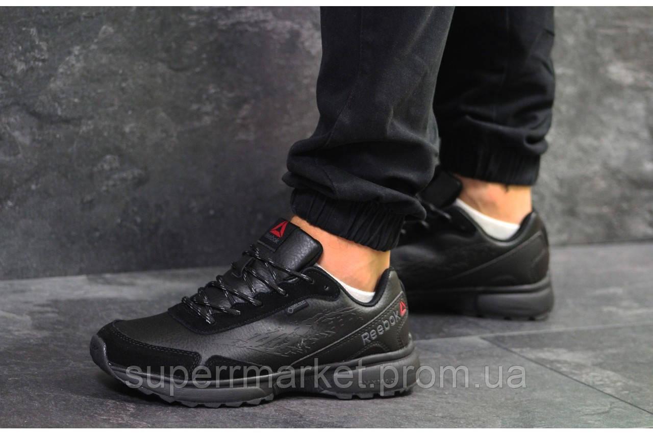 Кроссовки Reebok черные. Код 6014