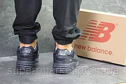 Кроссовки New Balance 999 темно синие, код6024, фото 2