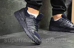 Кроссовки New Balance 999 темно синие, код6024, фото 3