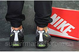 Кроссовки Nike Air Max 95 черные с серым. Код 6120, фото 3