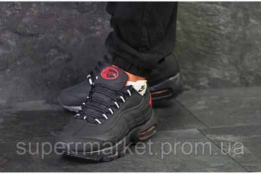 Кроссовки Nike Air Max 95 темно-синие, код6122, фото 2