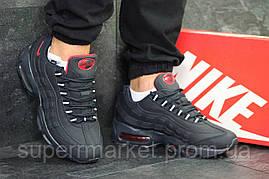 Кроссовки Nike Air Max 95 темно-синие, код6122, фото 3