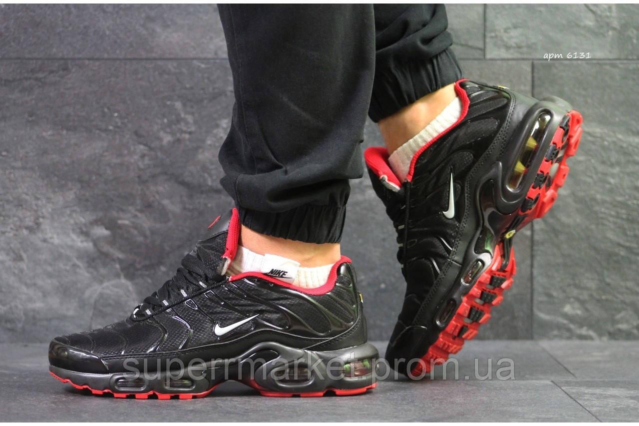Кроссовки Nike Air Max 95 TN черные, код6131