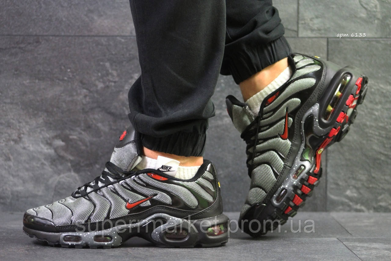 Кроссовки Nike Air Max 95 TN серые, код6133