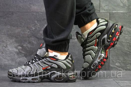 Кроссовки Nike Air Max 95 TN серые, код6133, фото 2