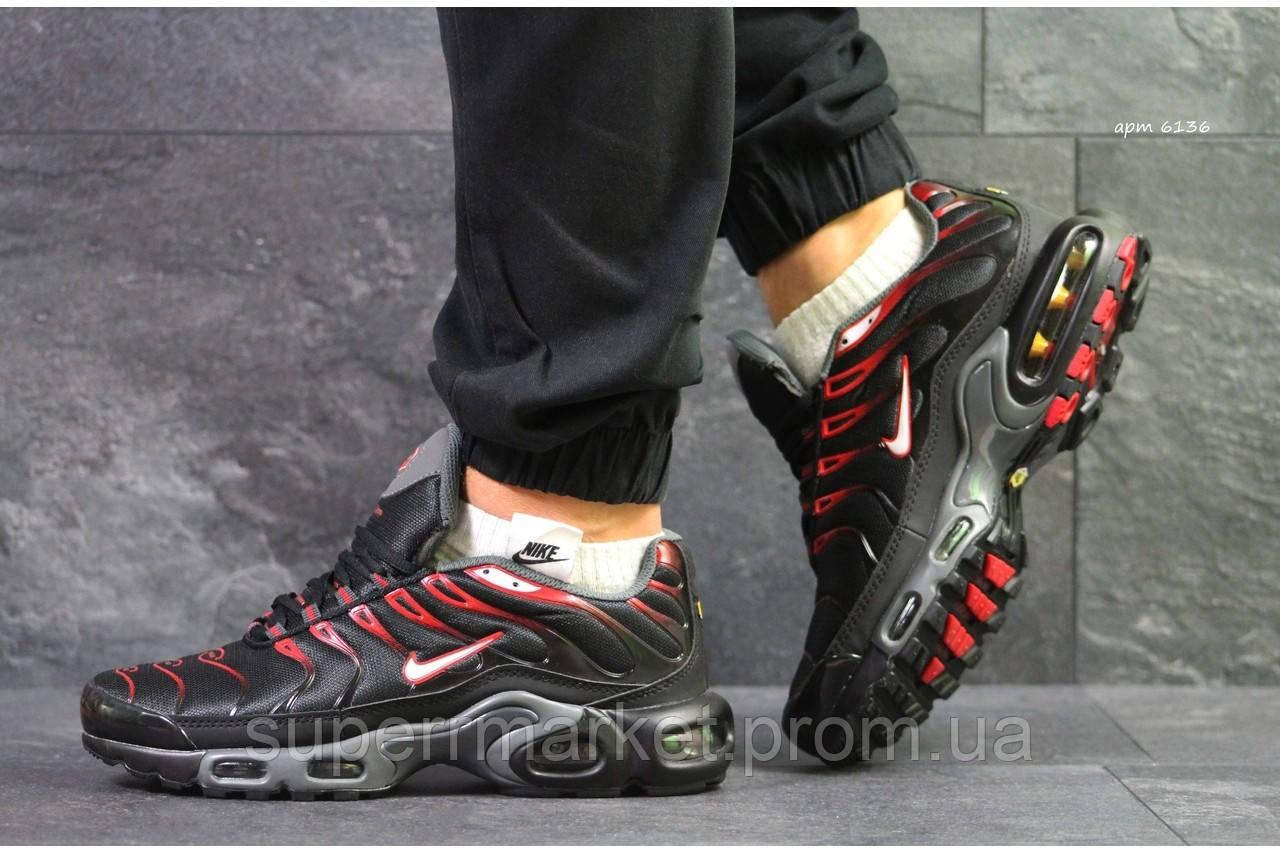 Кроссовки Nike Air Max 95 TN черные, код6136