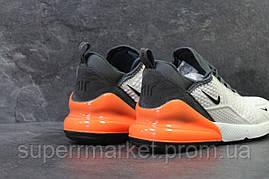 Кроссовки Nike Air Max 270 бежевые, код6185, фото 3