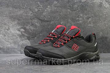 Кроссовки Columbia черные с краным, код6192, фото 2