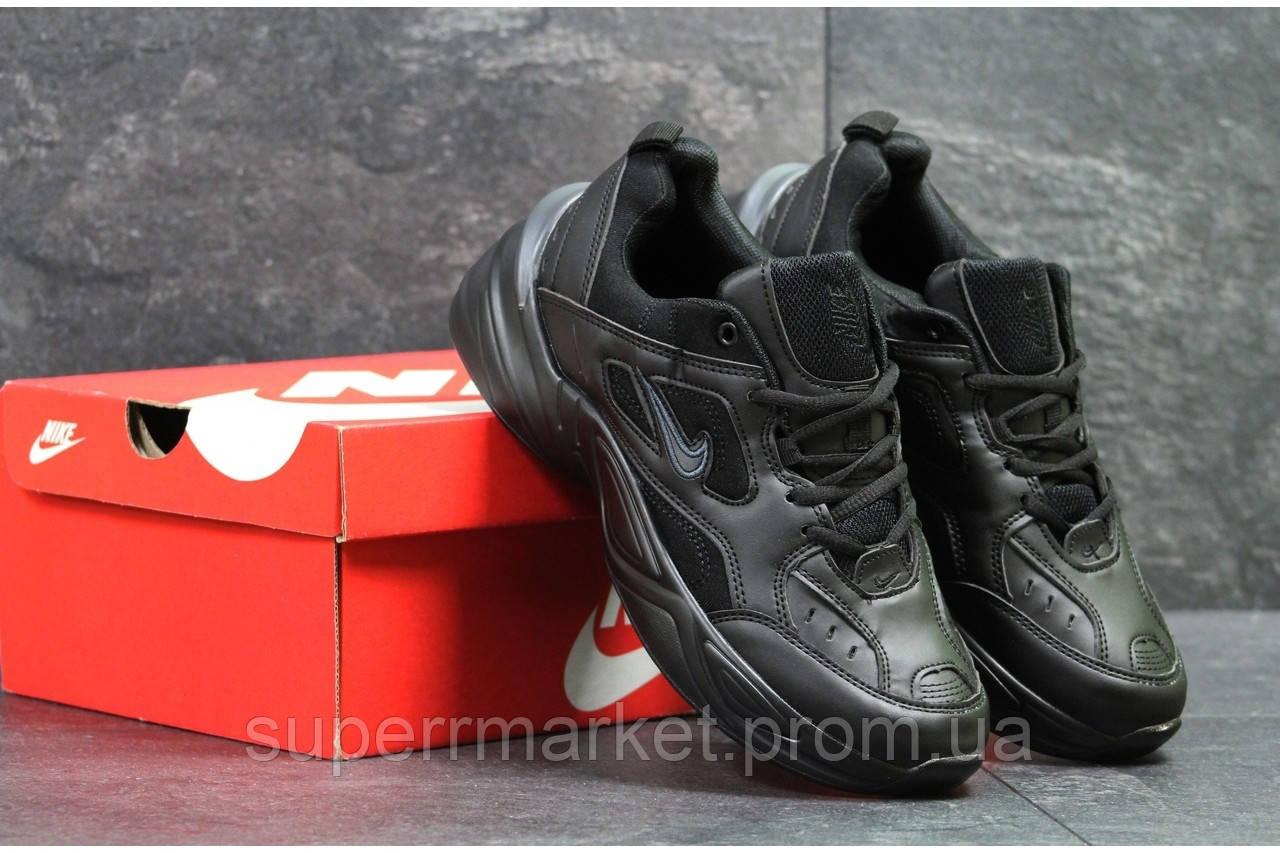 Кроссовки Nike М2K Tekno черные, код6211