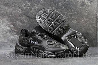 Кроссовки Nike М2K Tekno черные, код6211, фото 2