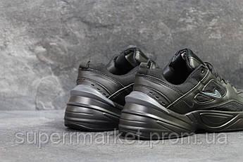 Кроссовки Nike М2K Tekno черные, код6211, фото 3