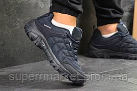 Кроссовки в стиле Merrell темно-синие. Код 6221, фото 2
