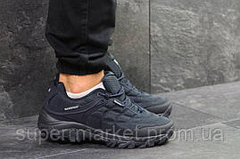 Кроссовки в стиле Merrell темно-синие. Код 6221, фото 3