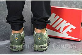 Кроссовки Nike Air Max 95 TN Plus зеленые, код6225, фото 2