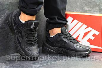 Кроссовки Nike М2K Tekno черные. Код 6240, фото 3