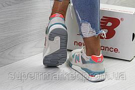 Кроссовки бежевые. Код  6265, фото 2
