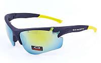 Очки спортивные солнцезащитные OAKLEY MS-8870 (желтый)