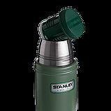 Термос Stanley Legendary Classic 0.47 л зеленый, фото 4