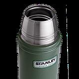 Термос Stanley Legendary Classic 0.47 л зеленый, фото 5