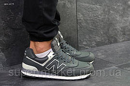 Кроссовки New Balance  серые, код6273, фото 2