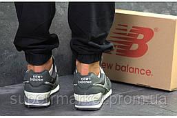 Кроссовки New Balance  серые, код6273, фото 3
