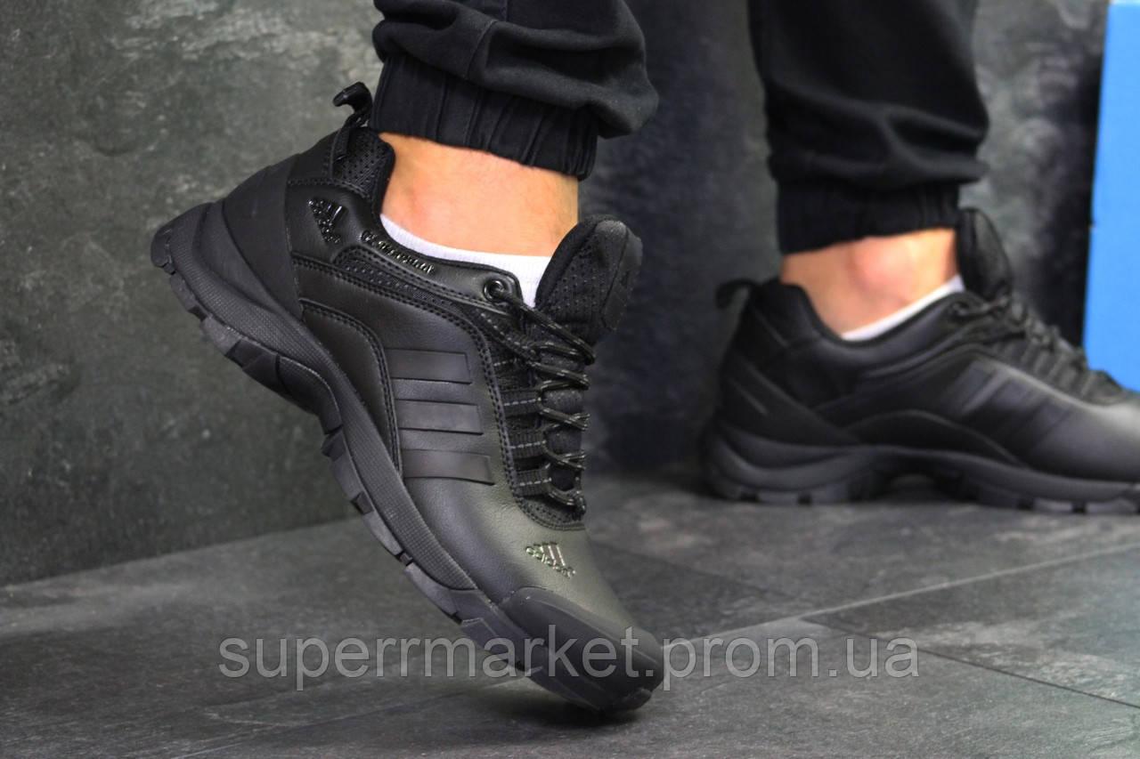 Кроссовки Adidas Climaproof черные, код6279