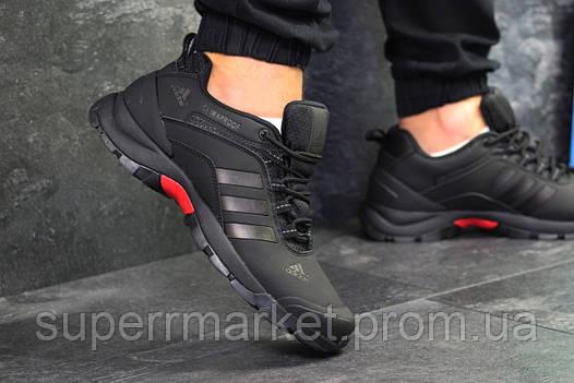Кроссовки Adidas Climaproof черные, код6283, фото 2