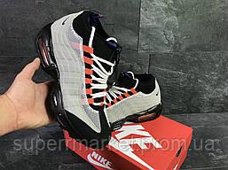 Кроссовки Nike Air Max 95 Sneakerboot светло-серые, код6286, фото 2