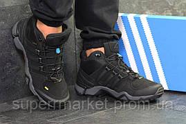 Кроссовки Adidas Terrex Ortholite черные. Код 6292, фото 2