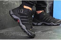Кроссовки Adidas Terrex Ortholite черные. Код 6292, фото 3