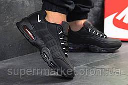 Кроссовки Nike Air Max 95 черные.  6298, фото 3