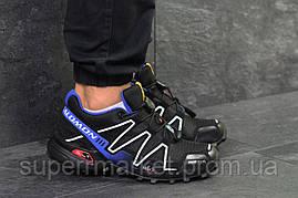 Кроссовки Salomon Speedcross 3 черные, код6306, фото 2