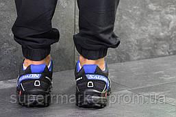 Кроссовки Salomon Speedcross 3 черные, код6306, фото 3
