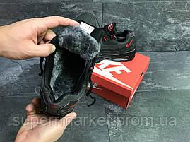 Кроссовки в стиле Nike Air Max 95 черные, код6346, фото 3