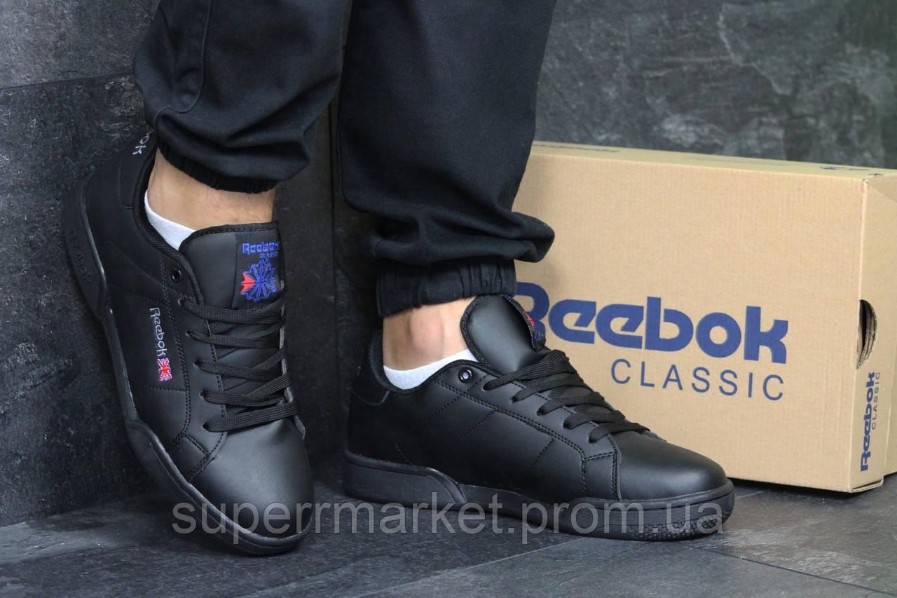 Кроссовки Reebok черные, код6352