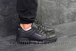 Кроссовки Reebok черные, код6352, фото 3