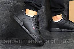 Кроссовки Reebok черные, код6352, фото 2