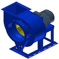 Вентилятор радиальный ВР-88-72.1-4В