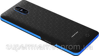 Смартфон HomTom S12 8Gb Black-Blue, фото 2