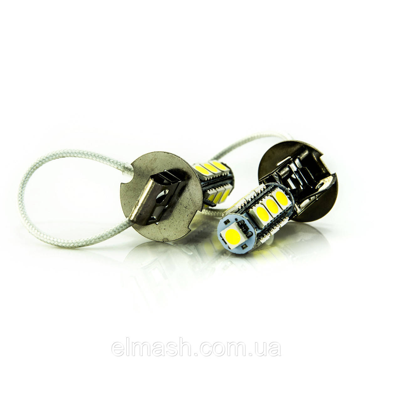 Лампа LED 24V H3  13SMD 5050 белый 80Lm